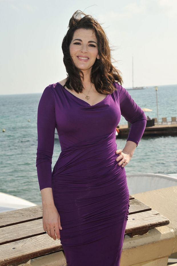 CANNES, France: Nigella Lawson attends