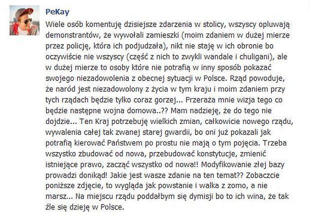 Pikej, Piotr Kukulski