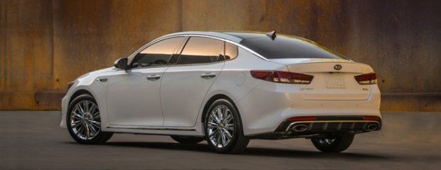 Nowa Kia Optima