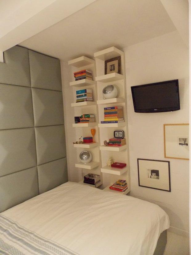 Pomysły na małą sypialnię w bloku - zdjęcie nr 3