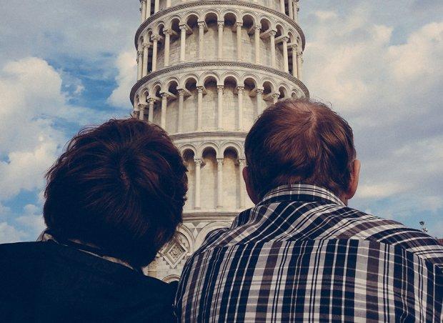Moich zabrałam do Włoch