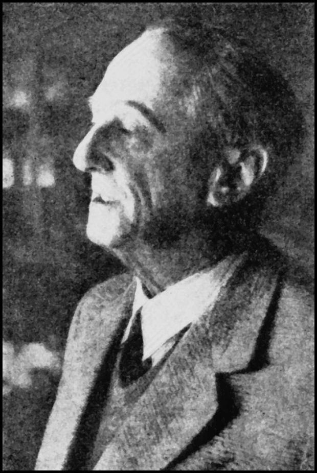 Hugo Steinhaus - mistrz (Fot. Wikimedia Commons)