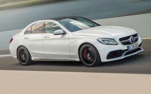 Salon Paryż 2014 | Mercedes C63 AMG | Początek ery turbo