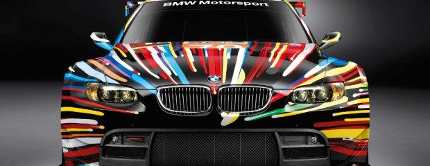 BMW ART CARS | Sztuka na czterech kołach