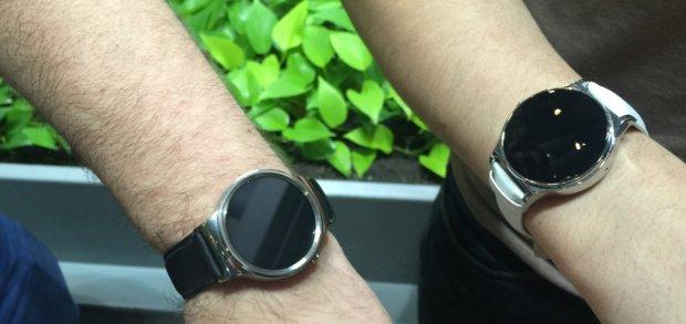 Zegarek Kruger&Matz Style oraz Huawei Watch. Który jest który?