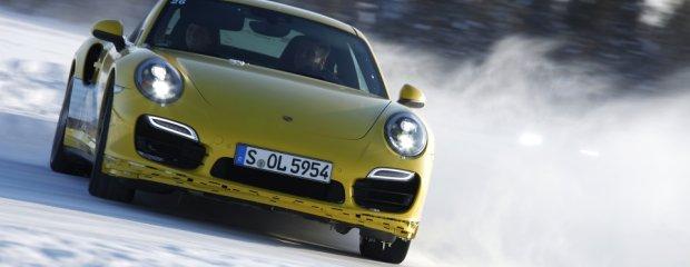 Porsche Driving Experience | Snow & Ice | Sztuka ślizgania