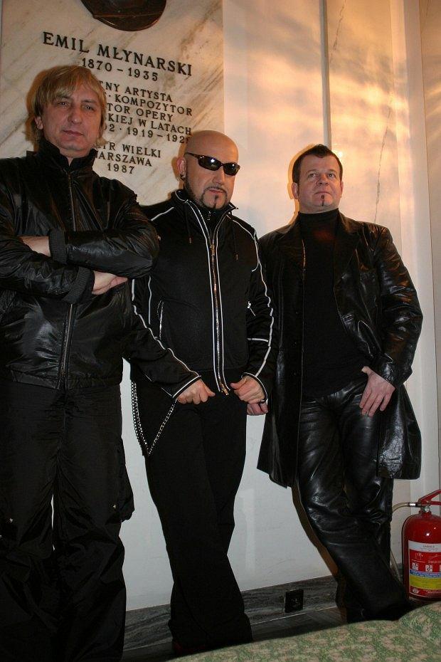 Jan Pluta, Grzegorz Skawiński, Waldemar Tkaczyk