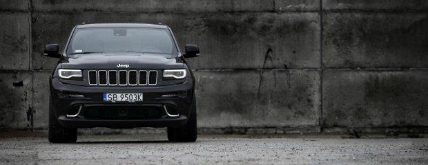 Jeep Grand Cherokee SRT8 | Test | American Psycho
