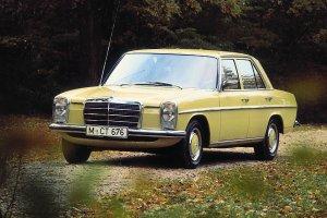 Mercedes-Benz 240 D 3.0   Najmocniejszy i najszybszy diesel swoich czasów