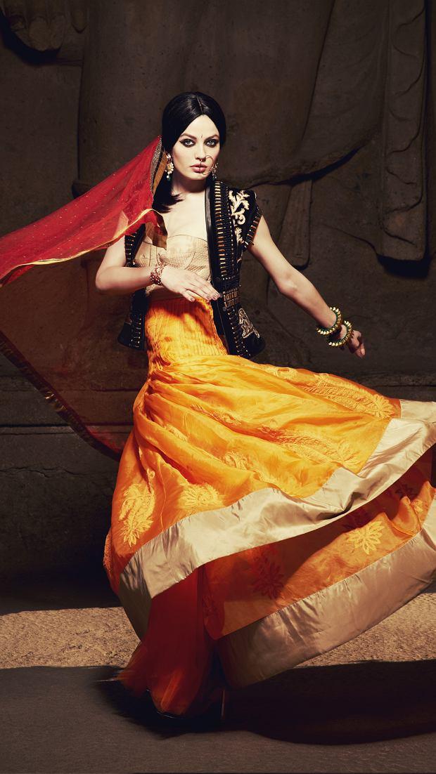 Top Model, odcinek 12, edycja 3, na zdj?ciu - Renata Kurczab; fot. TVN / Suresh Natarajan