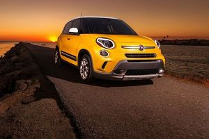 Salon Los Angeles 2012 | Fiat 500L Trekking