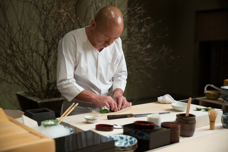 Szef Masy Takayama (fot. materiały promocyjne / masanyc.com)