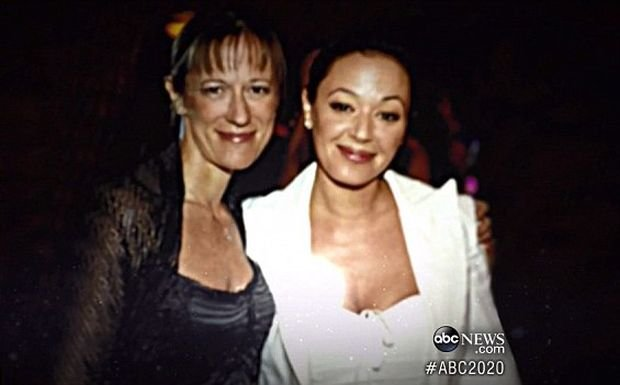 Shelly Miscavige i Leah Remini