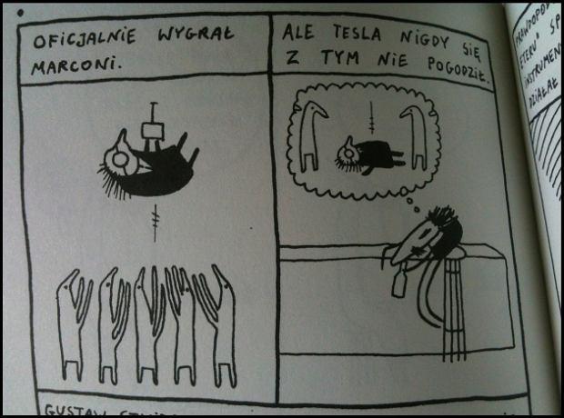 Tesla u Świdzińskiego.