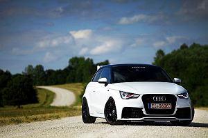 Audi A1 Quattro MTM   Test   Biały kruk