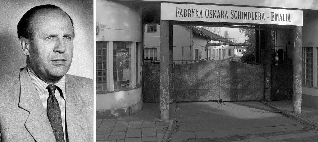Oskar Schindler ratował przed zagładą swoich żydowskich robotników (fot. Yad Vashem / Wikimedia.org / domena publiczna / Noa Cafri / Wikimedia.org / CC-BY-SA-2.5)