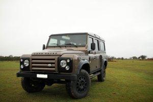 Wideo | Wildcat Land Rover Defender LS3 | Dzikus z silnikiem Corvetty