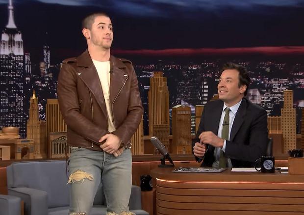 Nick Jonas, Jimmy Fallon