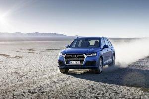 Audi Q7 | Podróż w nieznane