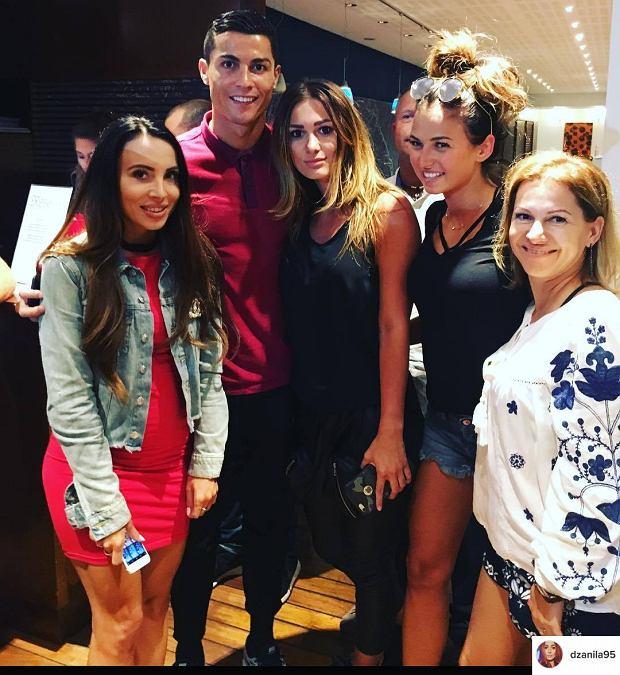 Christiano Ronaldo, Jessica Ziółek, Anna Lewandowska