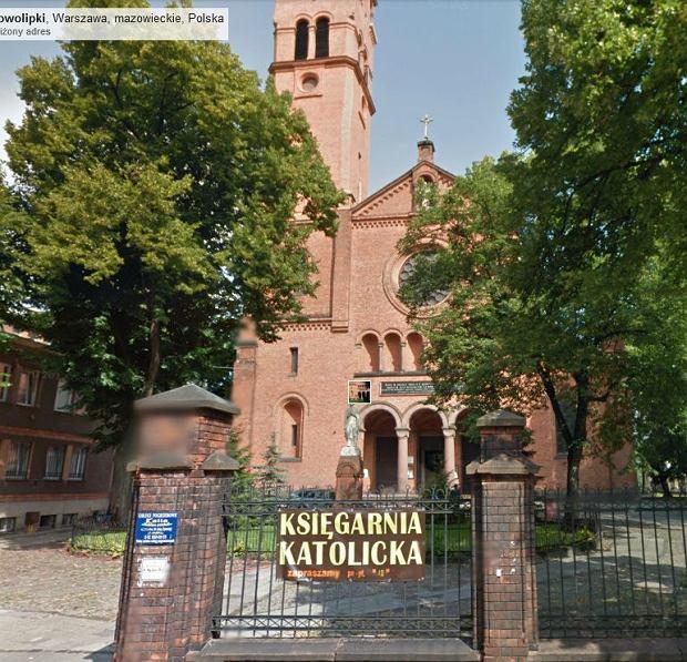 Kościół parafialny Św. Augustyna na ul. Nowolipki