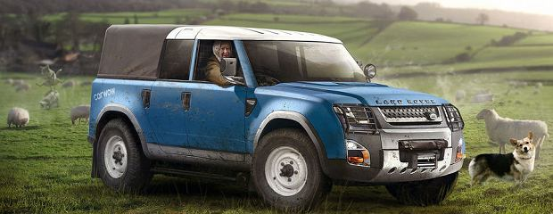 Land Rover Defender 2018