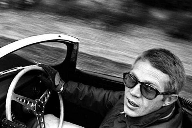 Samochody znanych ludzi | Steve McQueen i Jaguar XKSS