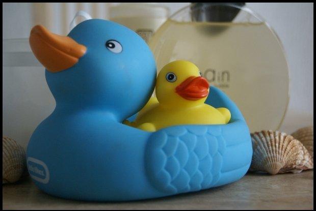 Jeśli chcesz mieć udaną kąpiel, pozbądź się gapiów i intruzów