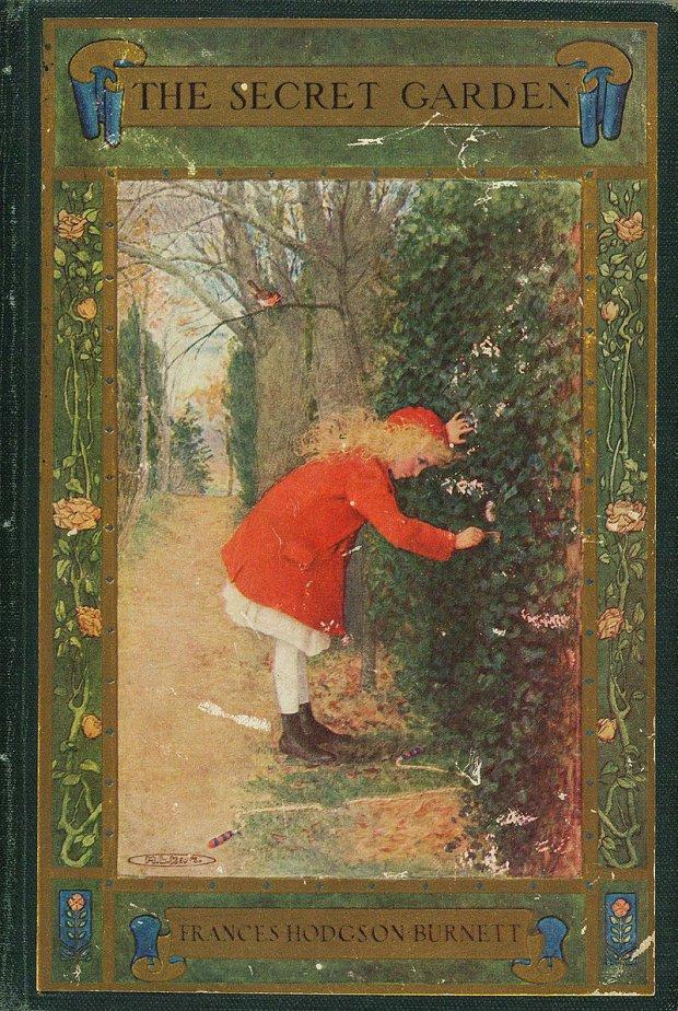 W książkach dzieciom wolno łazić po ogrodach / fot. commons.wikimedia.org
