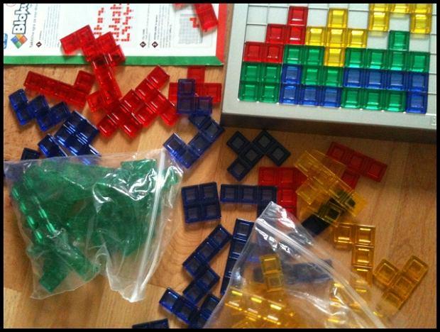 Tetris, mozaika i gra strategiczna w jednym