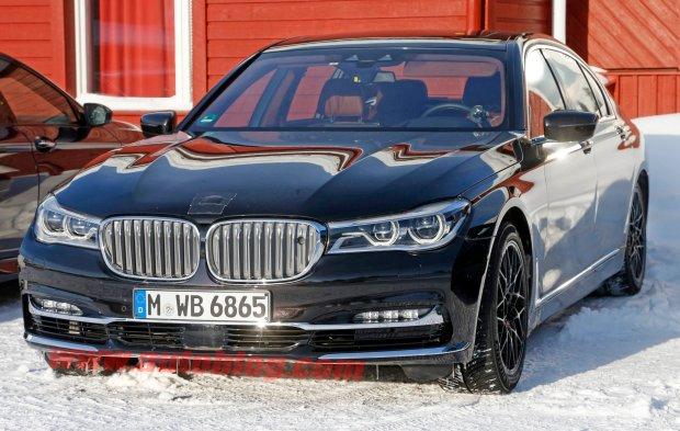 Prototyp BMW M7