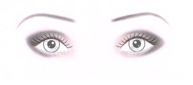 Makijaż dla małych oczu