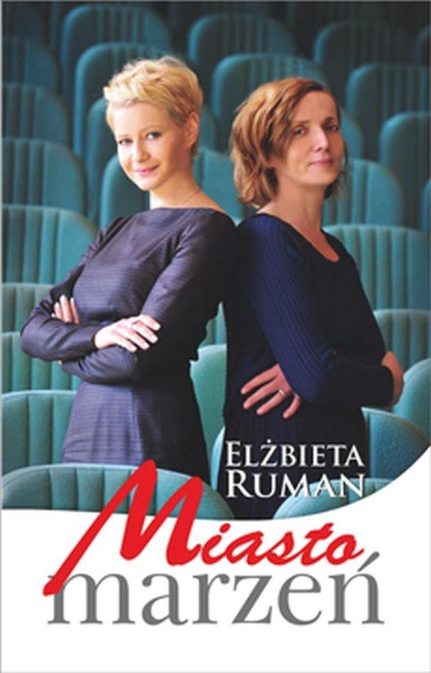 Okładka książki 'Miasto Marzeń'