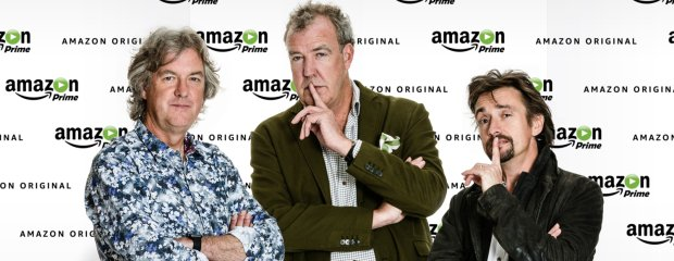 May, Clarkson, Hammond
