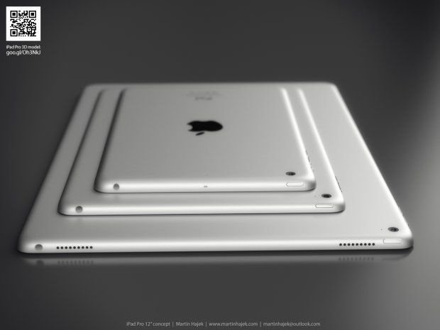 Apple zaprezentuje iPada Pro?