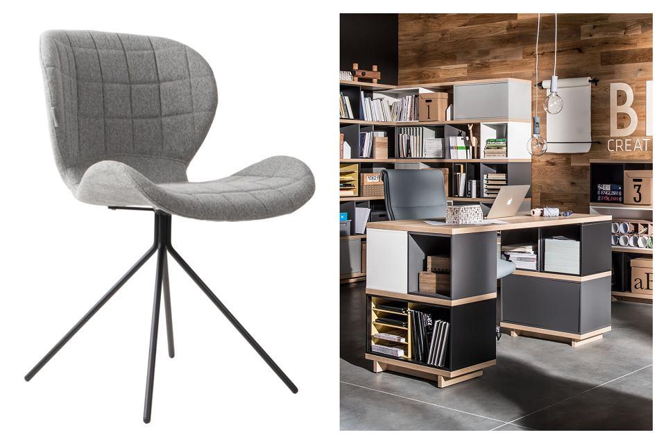 Zupełnie nowe Jak dopasować krzesło do biurka - podpowiadamy BZ64