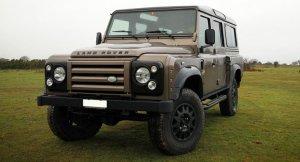 Wildcat Land Rover Defender LS3