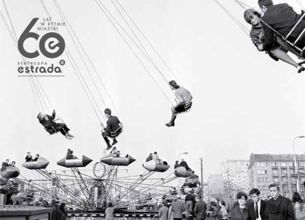 Zdjęcia archiwalne Warszawy z lat 50. i 60.