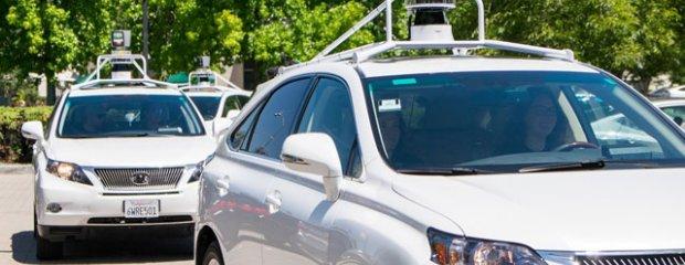 Google szuka kierowców. Wynagrodzenie? 78 zł za godzinę