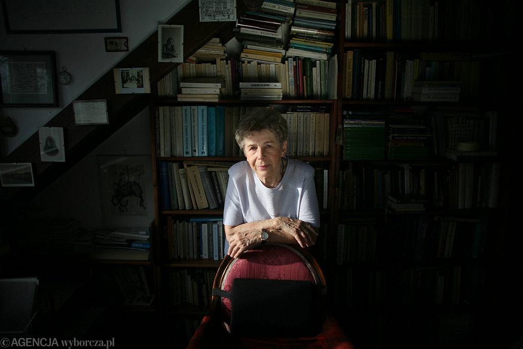 Alicja Kapuścińska (fot. Bartosz Bobkowski/AG)