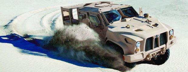 Oshkosh JLTV | Nowy pojazd amerykańskiej armii