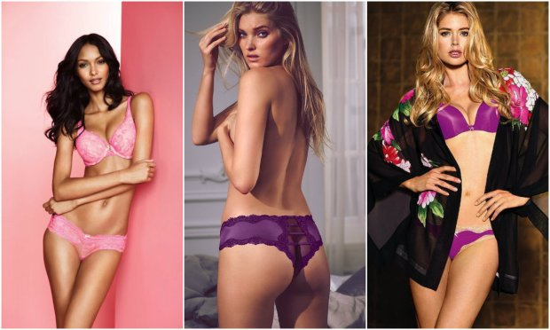 Reklamy Victoria's Secret