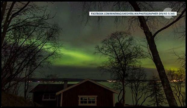 Kadr z filmu zamieszczonego na tvnmeteo.tvn24.pl