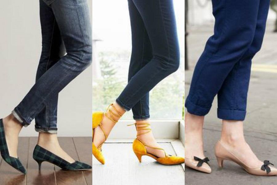czarne sandały na kaczuszce