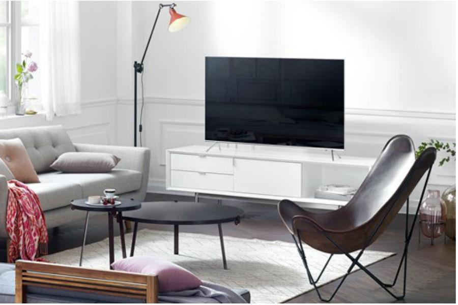 Wygodny fotel kinowy i kanapa