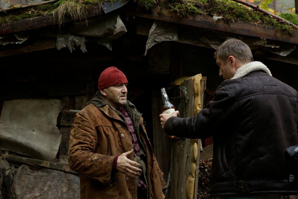 Kadr z filmu ''Las, 4 rano'' (fot. materiały prasowe)