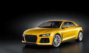 Salon Frankfurt 2013 | Audi Sport quattro concept