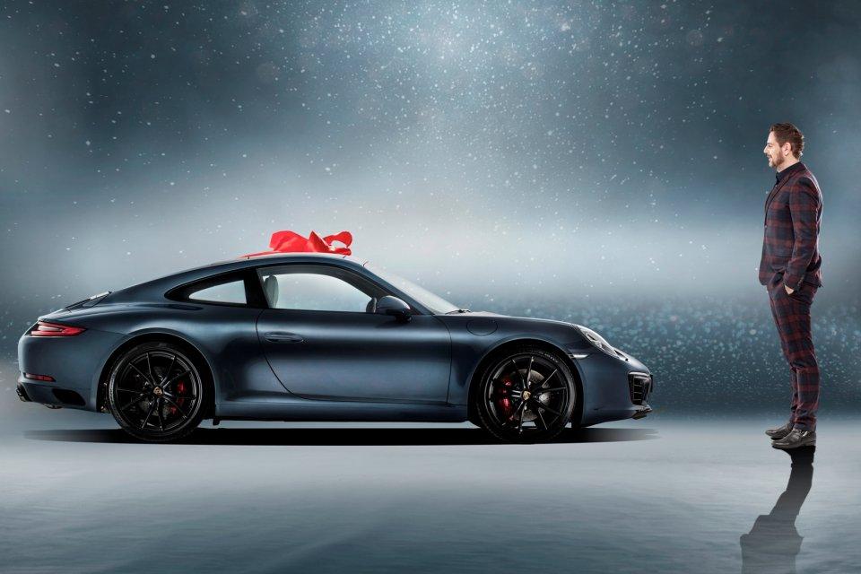 Wojciech Modest Amaro i nowe Porsche 911