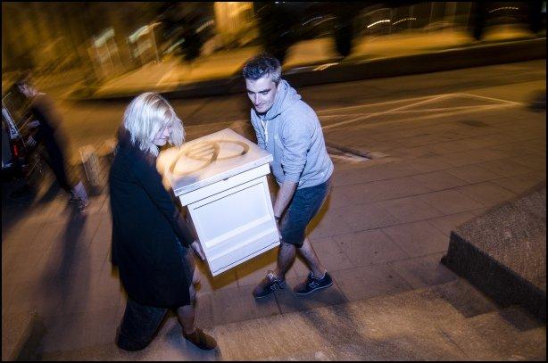 Miejskie pszczoły, fot. Marcin Górecki