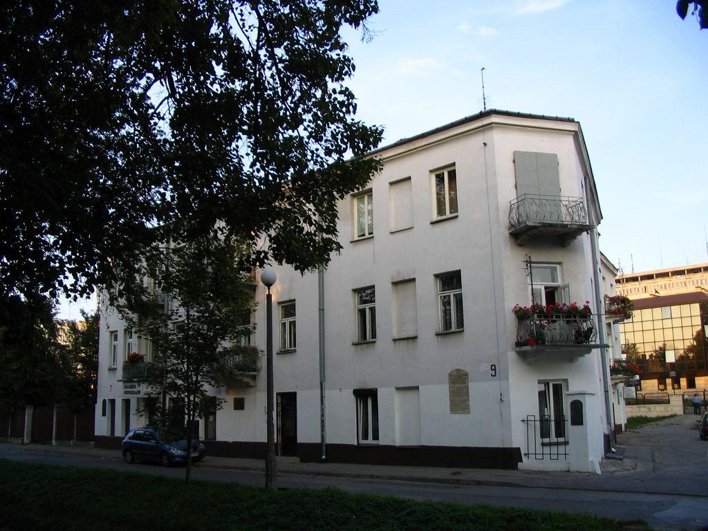 Kamienica przy ul. Planty 7 w Kielcach, miejsce pogromu (fot. Grzegorz Pietrzak / Wikimedia.org / CC BY 2.5 )